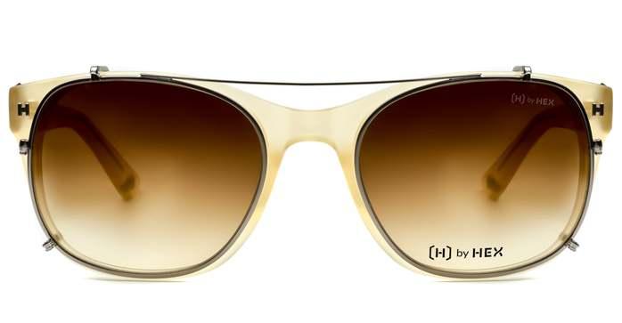 (複製)HEX Eyewear|騎士 - King A.│光學配前掛墨鏡│太陽眼鏡│義大利設計 - 墨綠