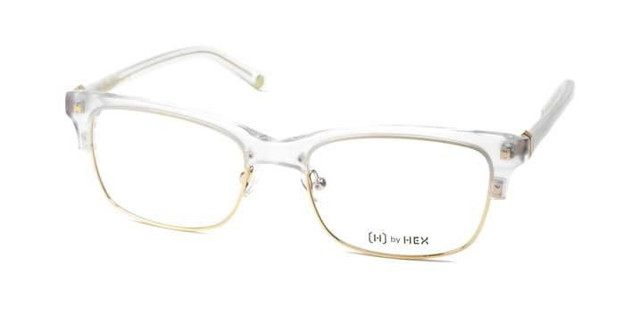 HEX Eyewear|業務員 - Jordan B.│光學鏡框│平光眼鏡│義大利設計 - 透明