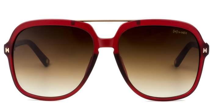 HEX Eyewear 藝術家 - Kurt C.│墨鏡│太陽眼鏡│義大利設計 - 玫瑰紅