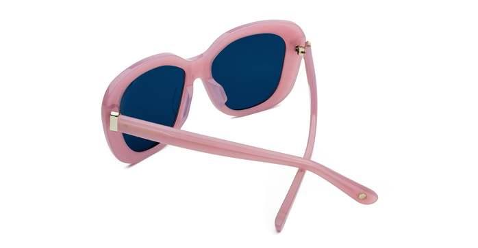HEX Eyewear|設計師 - COCO C.│墨鏡│太陽眼鏡│義大利設計 - 粉紅色