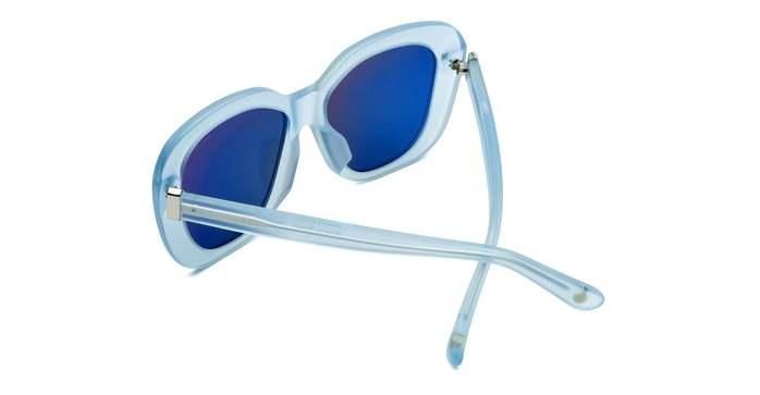 HEX Eyewear|設計師 - COCO C.│墨鏡│太陽眼鏡│義大利設計 - 透淡藍