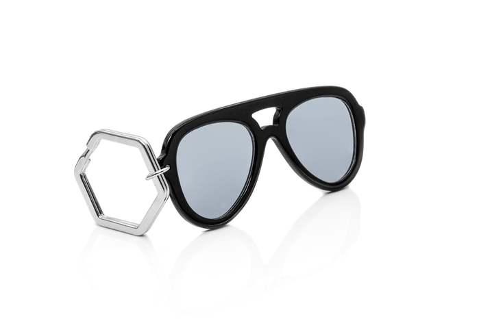 HEX Eyewear 墨鏡鑰匙圈 太陽眼鏡鑰匙圈 HEXETATE 板料配件