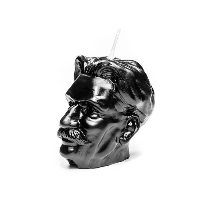 HEX Eyewear|醫生 - Schweitzer|造形香氛蠟燭 - 黑色