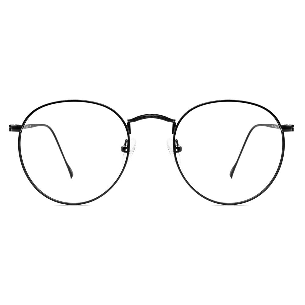 HEX Eyewear|Carrier No.0506│光學鏡框│平光眼鏡 - 霧黑