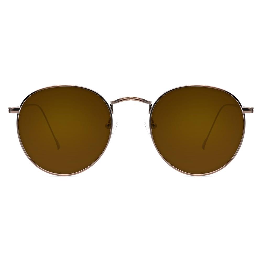 HEX Eyewear|Carrier No.0506│太陽眼鏡│墨鏡 - 古銅