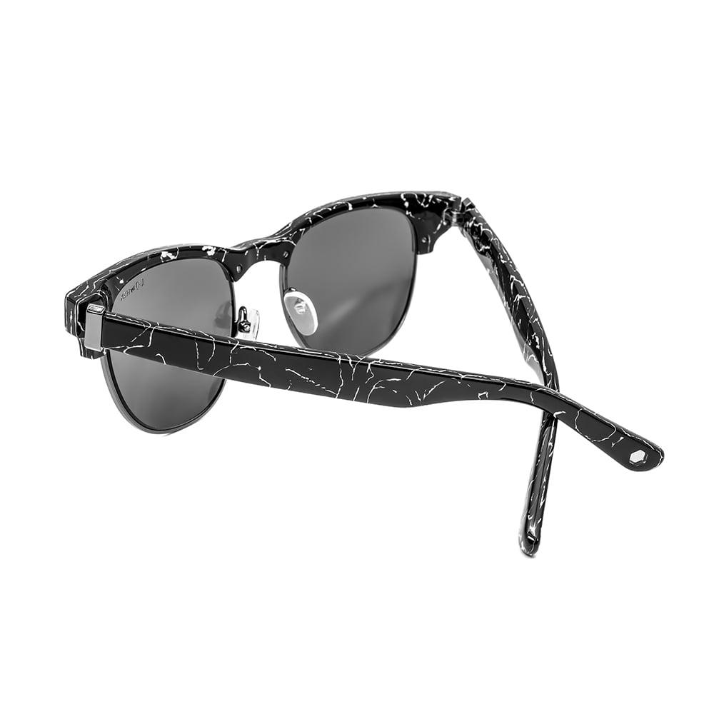 HEX Eyewear|藝術家 - Frida K.│墨鏡│太陽眼鏡│義大利設計 - 黑色大理石紋