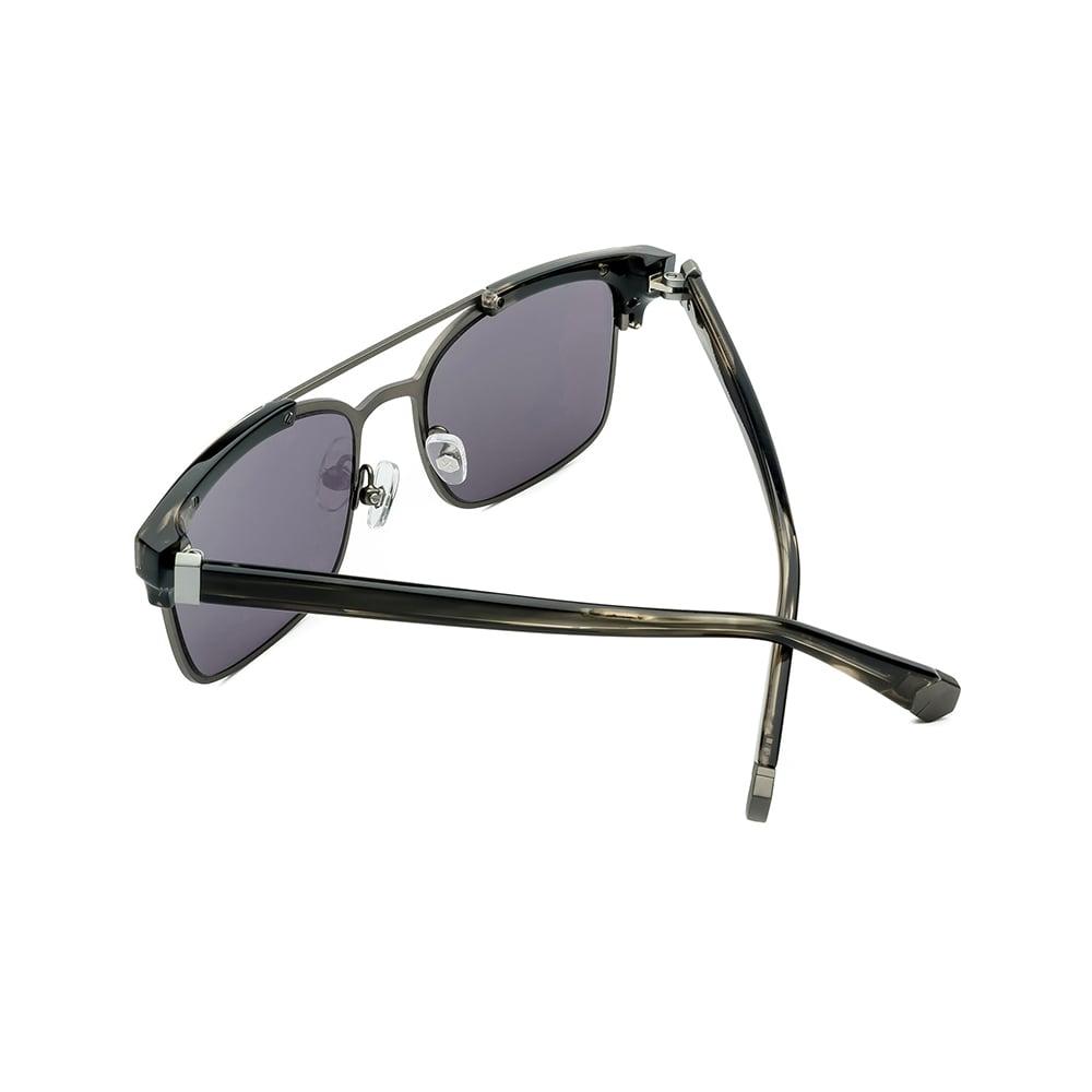 HEX Eyewear|律師 - Cicero│墨鏡│太陽眼鏡│義大利製 - 透黑