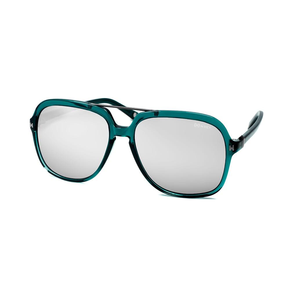 HEX Eyewear|藝術家 - Kurt C.│墨鏡│太陽眼鏡│義大利設計 - 透綠