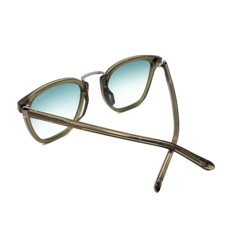 HEX Eyewear|交易者 - Viktor B.│墨鏡│太陽眼鏡│義大利設計 - 透抹茶綠