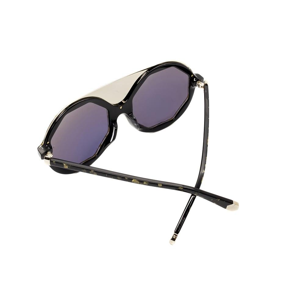 HEX Eyewear|夢想家 - Wonka│墨鏡│太陽眼鏡│義大利製 - 黑啡花