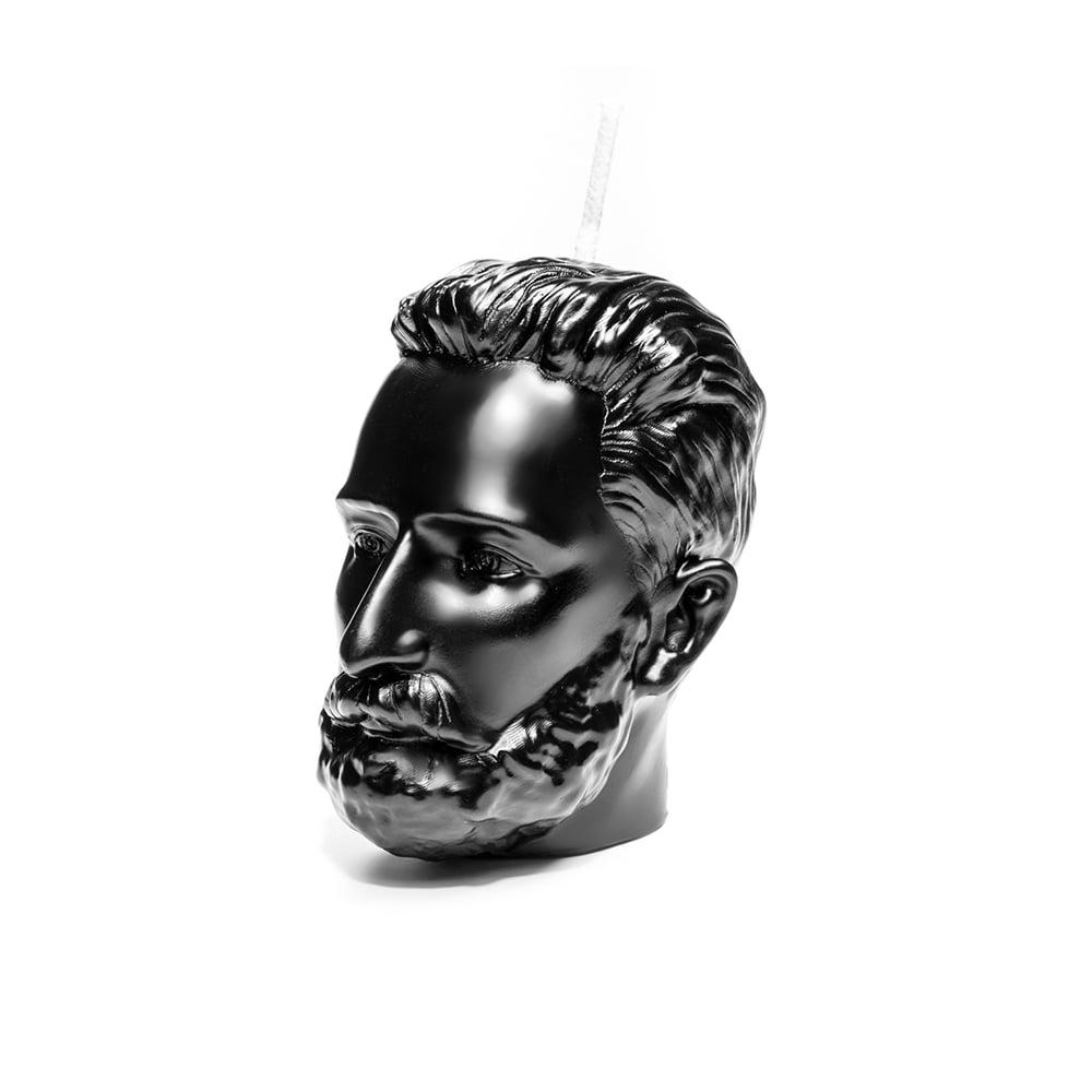 HEX Eyewear|記者 - Pulitzer|造形香氛蠟燭 - 黑色