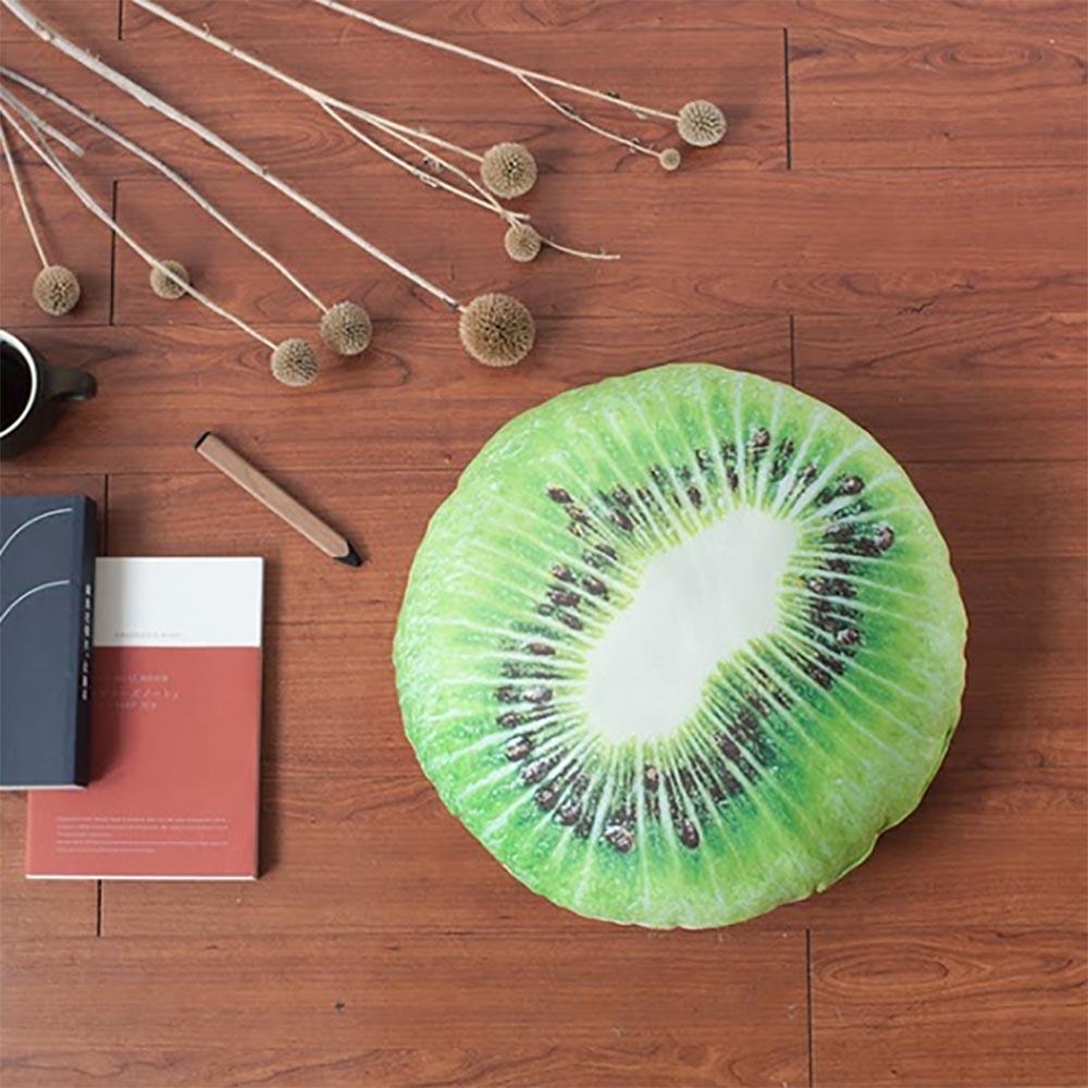 HIPEPPER 繽紛夏日水果系列抱枕-奇異果
