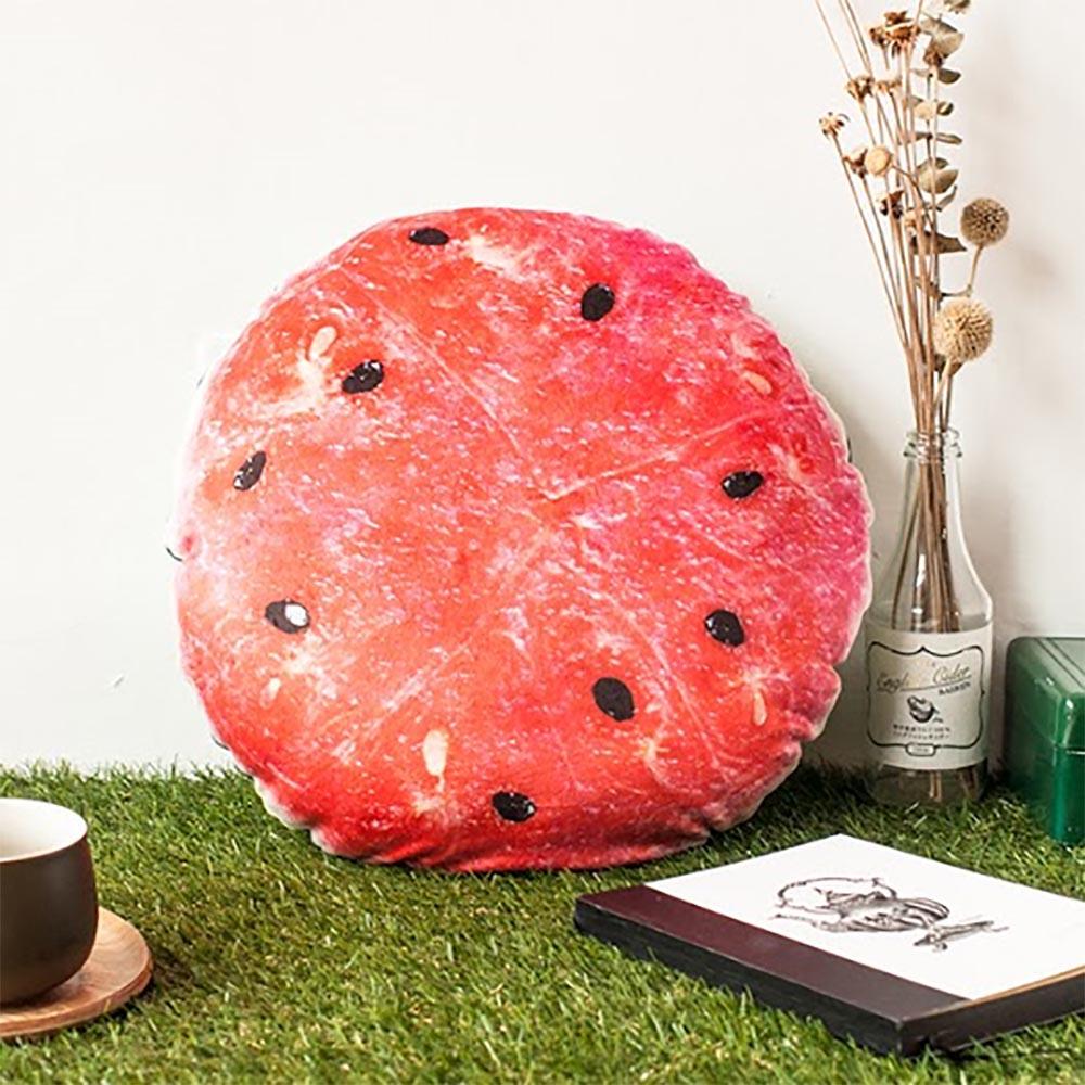 HIPEPPER|繽紛夏日水果系列抱枕-西瓜
