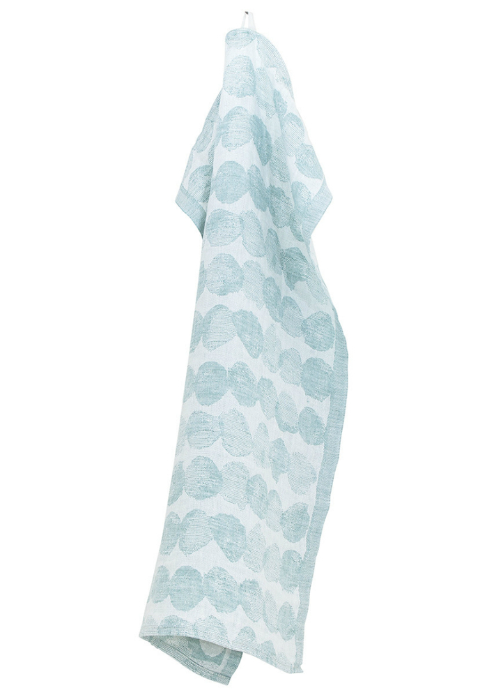 Lapuan Kankurit| SADE棉麻萬用擦巾 (水玉小點)