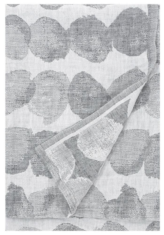 (複製)Lapuan Kankurit|SADE棉麻薄毯/浴巾 (水玉大點)