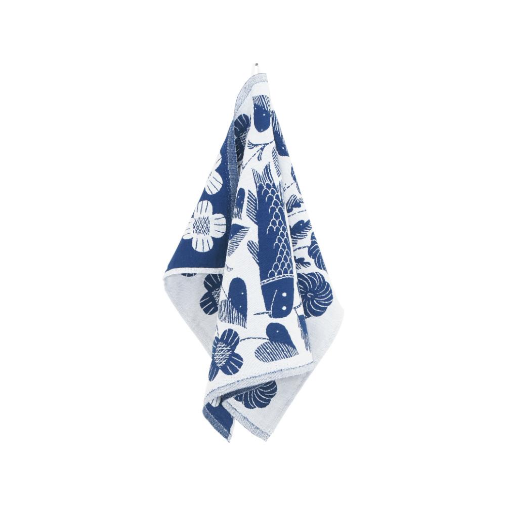 Lapuan Kankurit|鹿兒島睦鯉魚萬用擦巾 (藍莓色)