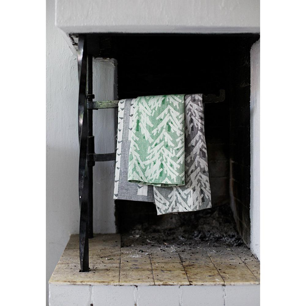 Lapuan Kankurit|KUUSI萬用擦巾 (黑)