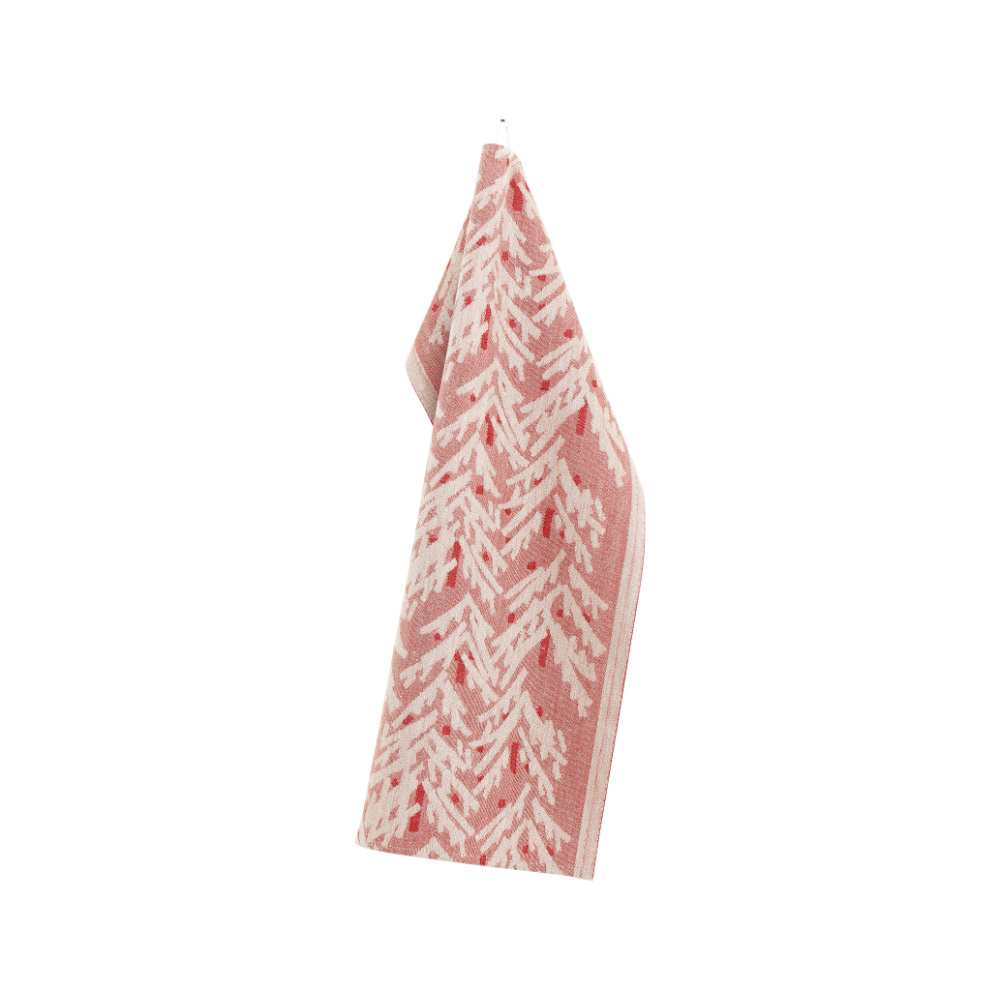 Lapuan Kankurit|KUUSI萬用擦巾 (紅)