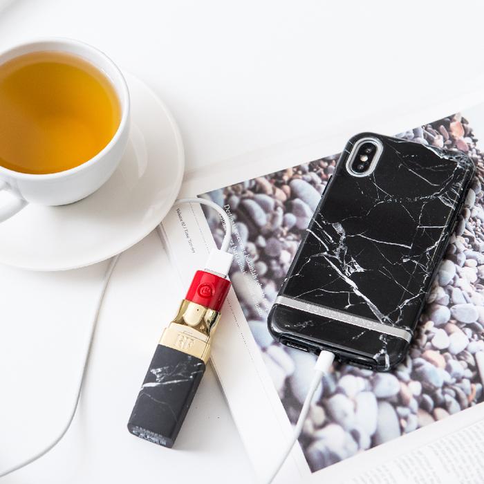 (複製)Richmond & Finch│iPhone 8/7 大理石紋玫瑰金線框手機殼(白色)