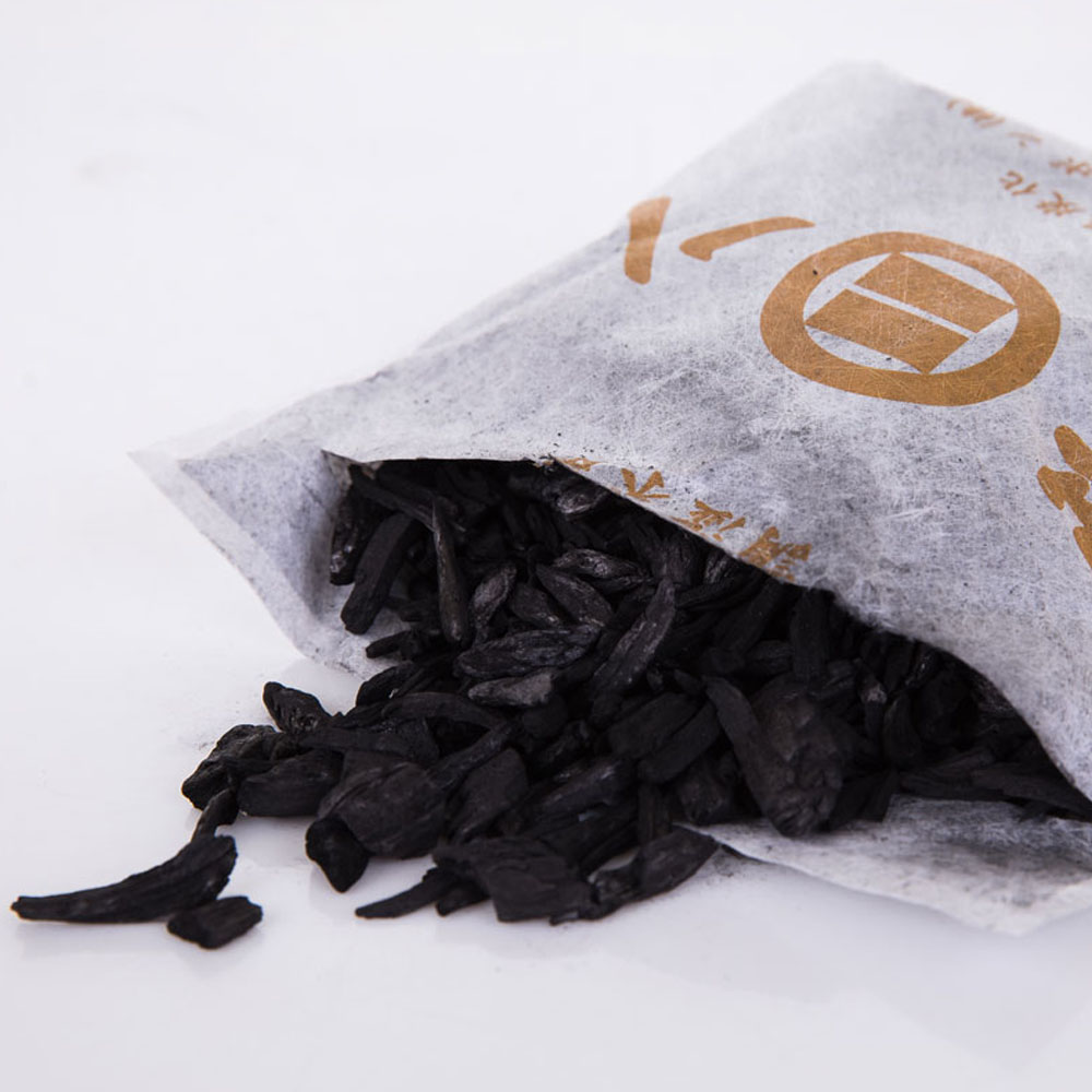 土山炭製作所│3層包裝室內調濕木炭 - 長方型1入裝
