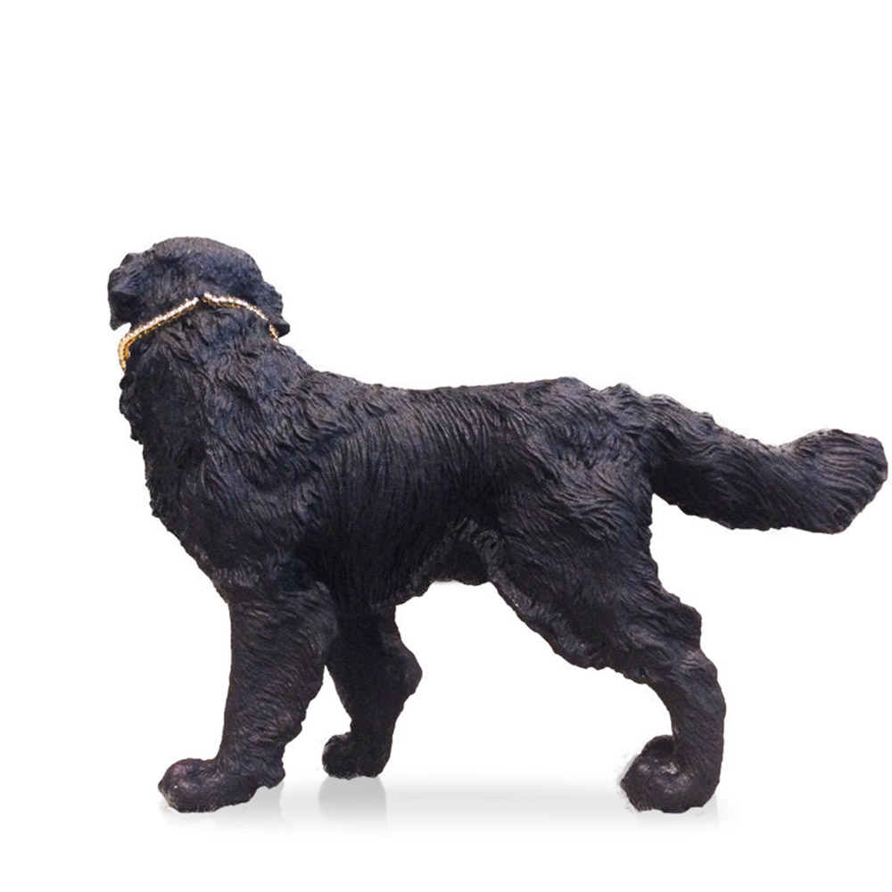土山炭製作所│紀州備長炭寵物裝飾 - 黃金獵犬(S)