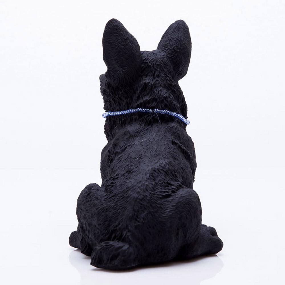 土山炭製作所│紀州備長炭寵物裝飾 - 柯基(L)