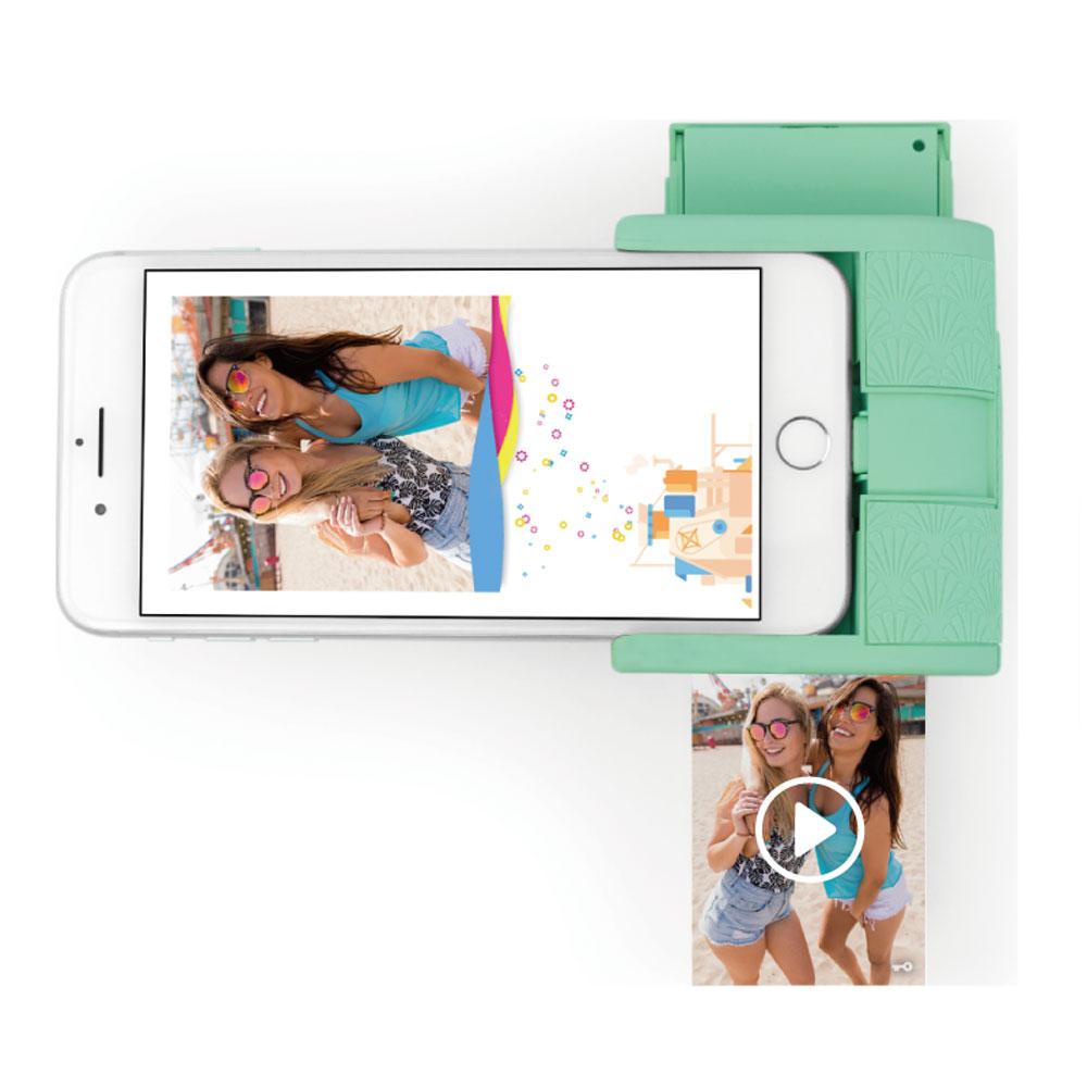 PRYNT|POCKET 手機影片即可拍+底片40張—(薄荷綠)