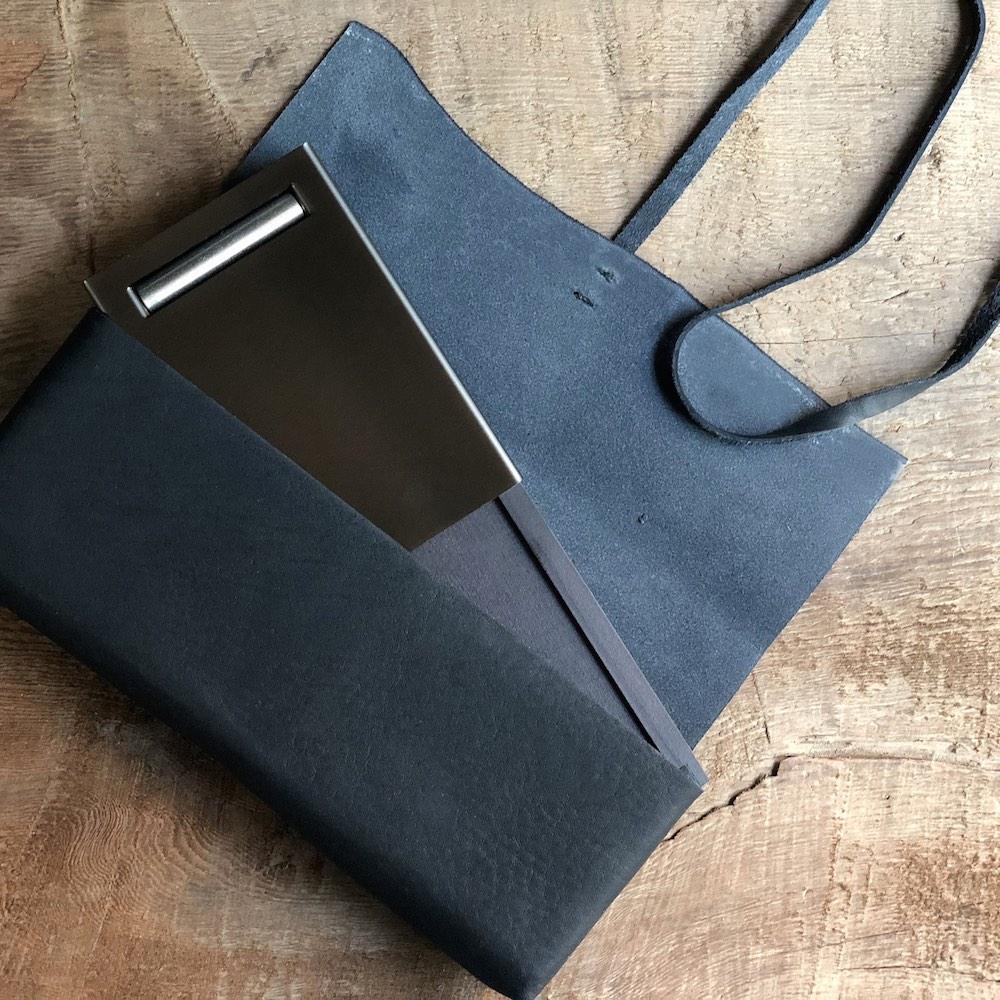 一間印刷行 手工皮革保護套