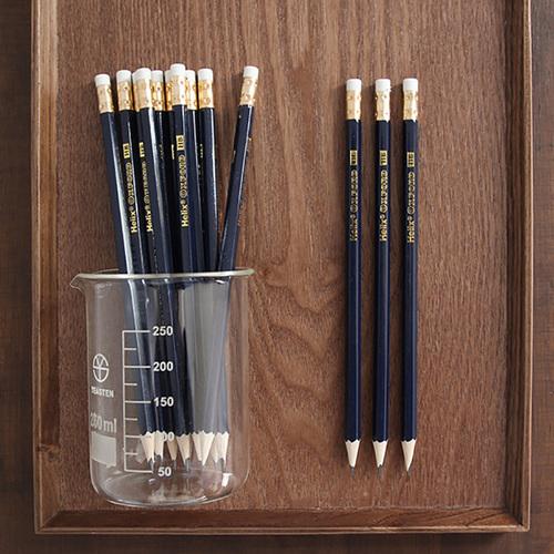英國 Helix Oxford 牛津復古鉛筆(帶擦) - 6入組