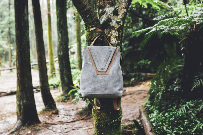 (複製)VOOME|V Backpack 兩用後背包_Camouflage系列(綠色)