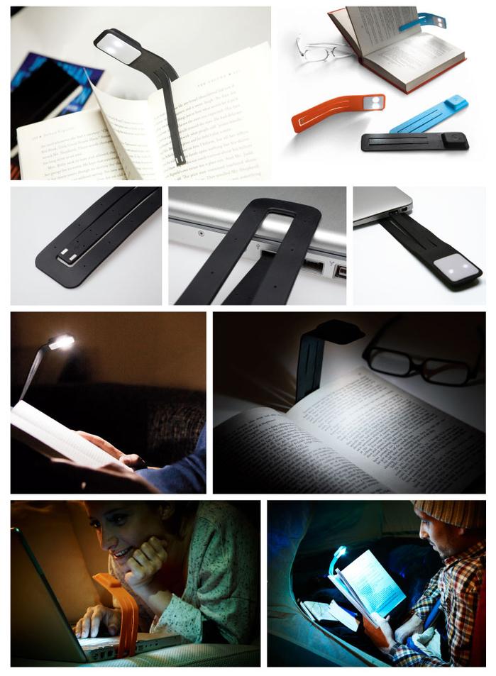 MOLESKINE|造型書燈