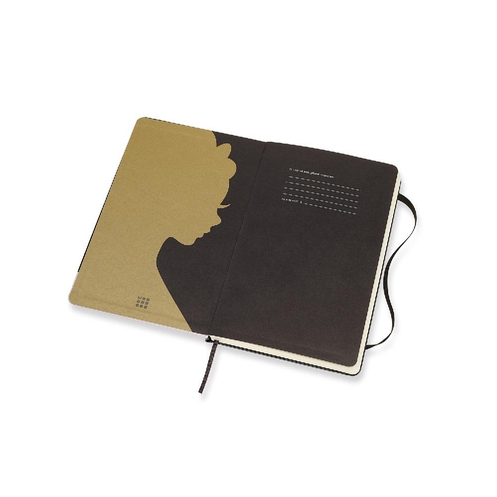 MOLESKINE|白雪公主限定版筆記本-L型橫線皇冠