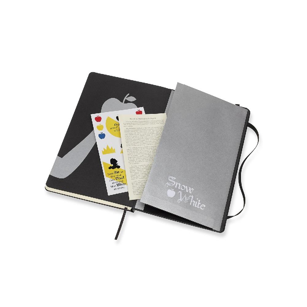 MOLESKINE|百雪公主限量珍藏版筆記本(盒裝)-L型橫線