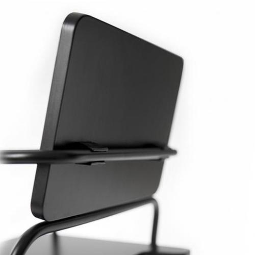 BudtzBendix|TOWER chair 嬰兒高腳椅(黑/黑)