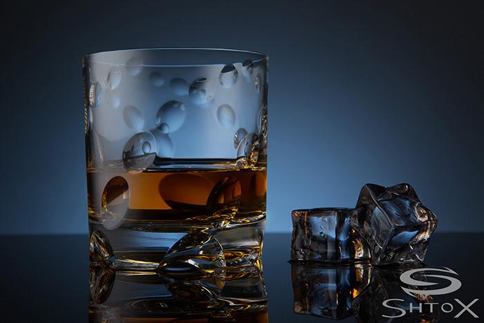 SHTOX|炫轉威士忌水晶杯(款式15)