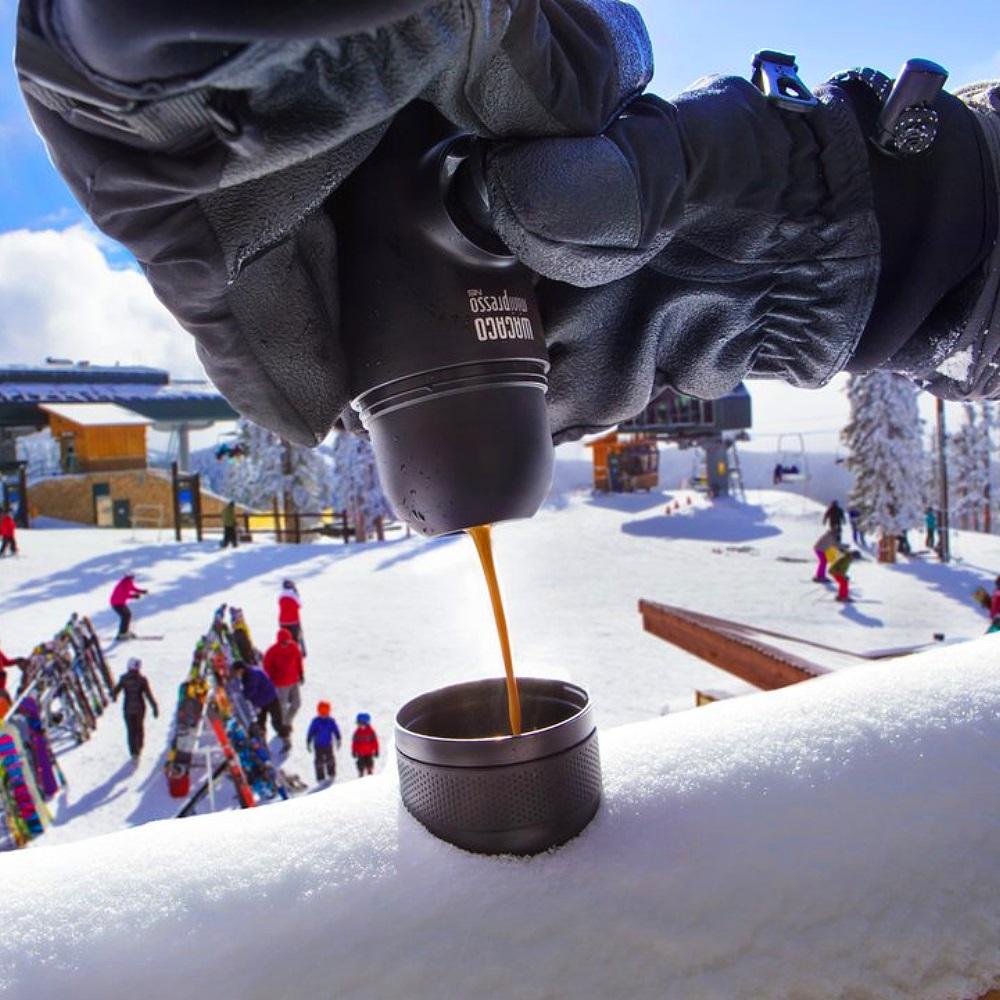 WACACO Minipresso NS 迷你濃縮咖啡機 使用咖啡膠囊 2018全新包裝改款 升級上市