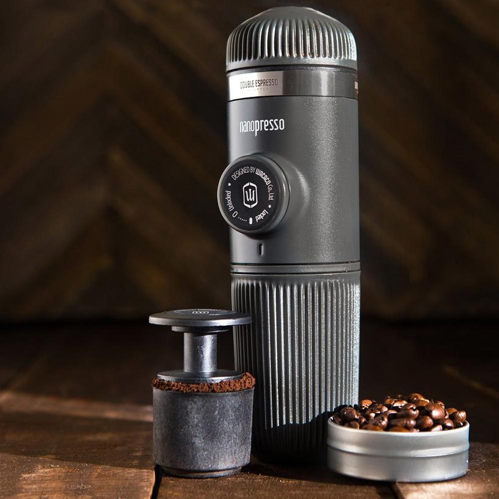 WACACO  Nanopresso 隨身咖啡機 + 雙倍濃縮咖啡套組