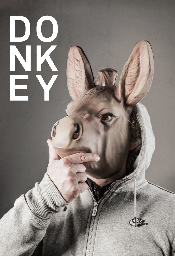 德國 Donkey|兒童學習餐具 造型湯匙-小鴨