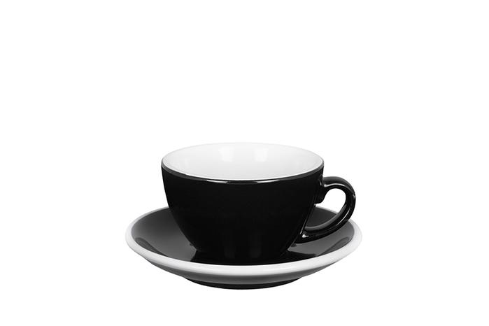 (複製)紐西蘭Acme & Co.|圓弧形拿鐵咖啡杯組 - 280ml 白