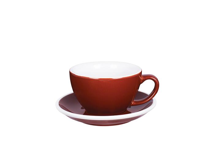 (複製)紐西蘭Acme & Co.|圓弧形拿鐵咖啡杯組 - 280ml 灰