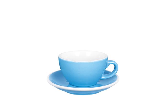 (複製)紐西蘭Acme & Co.|圓弧形卡布奇諾咖啡杯組 - 190ml 黃