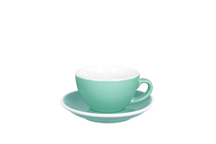 (複製)紐西蘭Acme & Co.|圓弧形卡布奇諾咖啡杯組 - 190ml 藍
