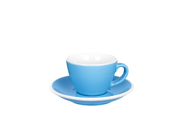 (複製)紐西蘭Acme & Co. 圓弧形小白咖啡杯組 - 150ml 紅