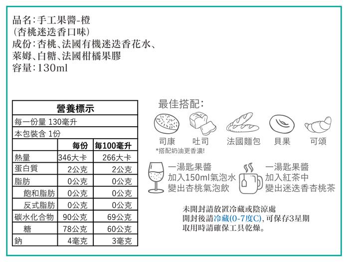 (複製)信の天然手工果醬|精品手工果醬禮盒|6款獨家口味組合