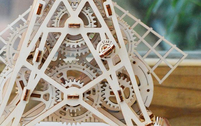 (複製)WOODEN.CITY Ferris Wheel摩天輪