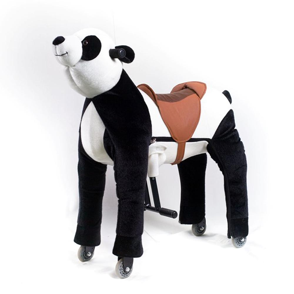 澳洲 Magic Prince│騎馬機-Panda熊貓(胖胖)