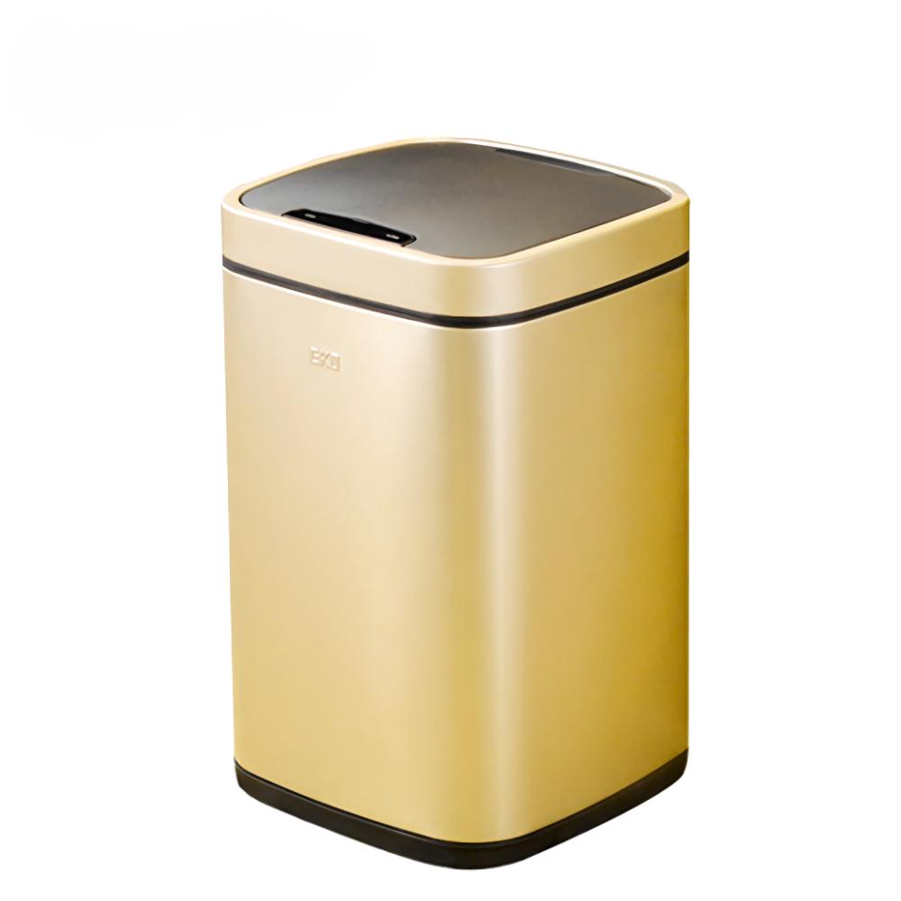 EKO 臻美自動感應垃圾桶 9L(兩色可選)