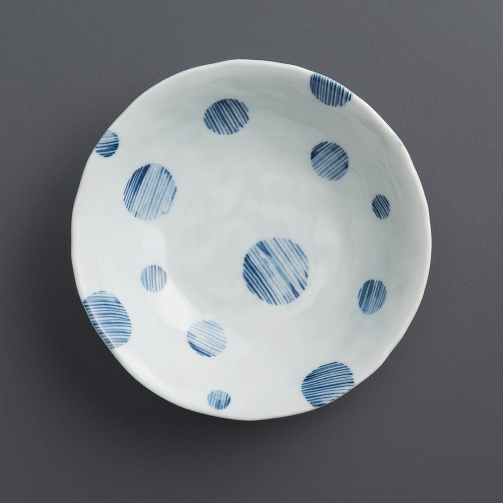 西海陶器|波佐見燒 職人手繪系列 五件式餐盤