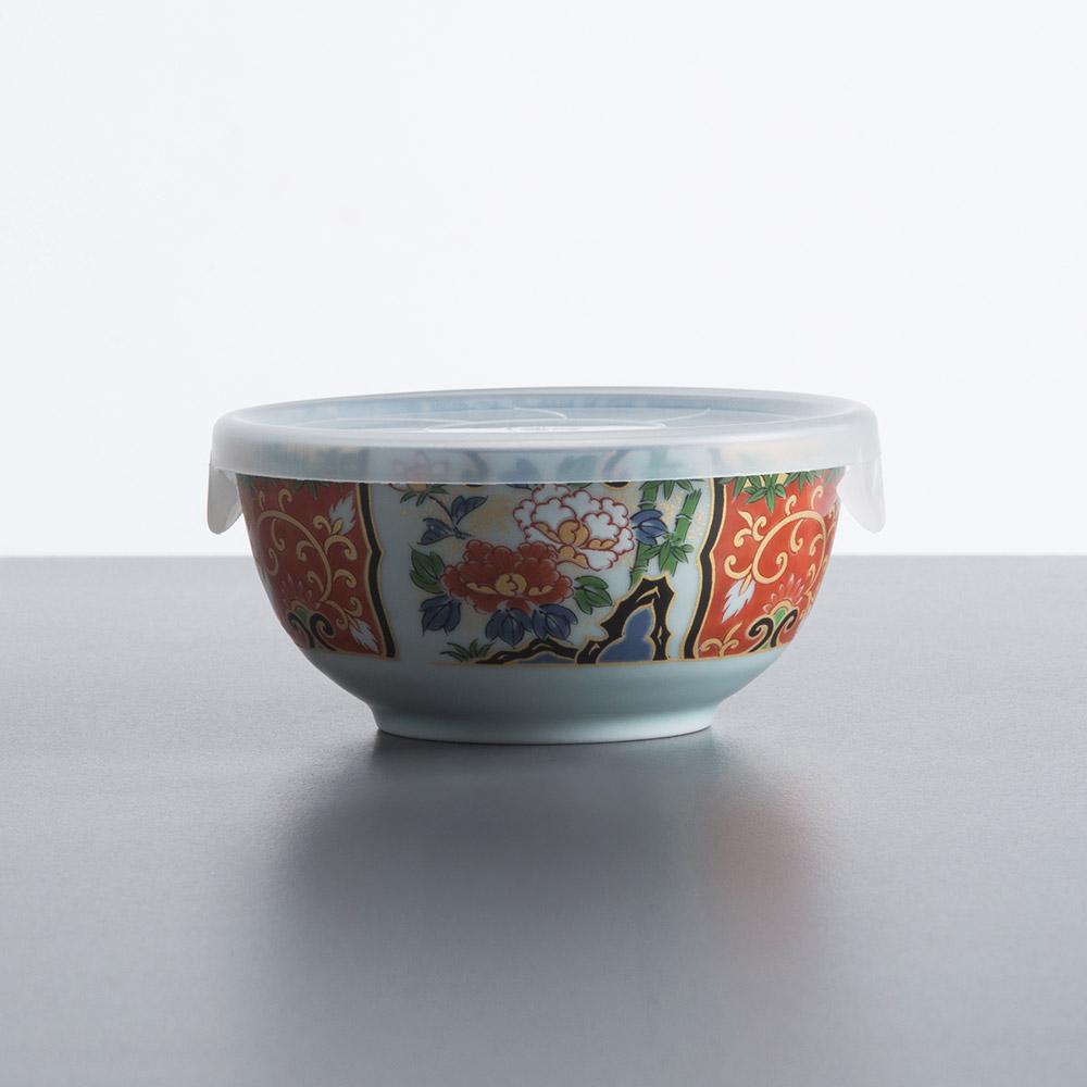 西海陶器|古伊万里 金彩五件式附蓋碗組