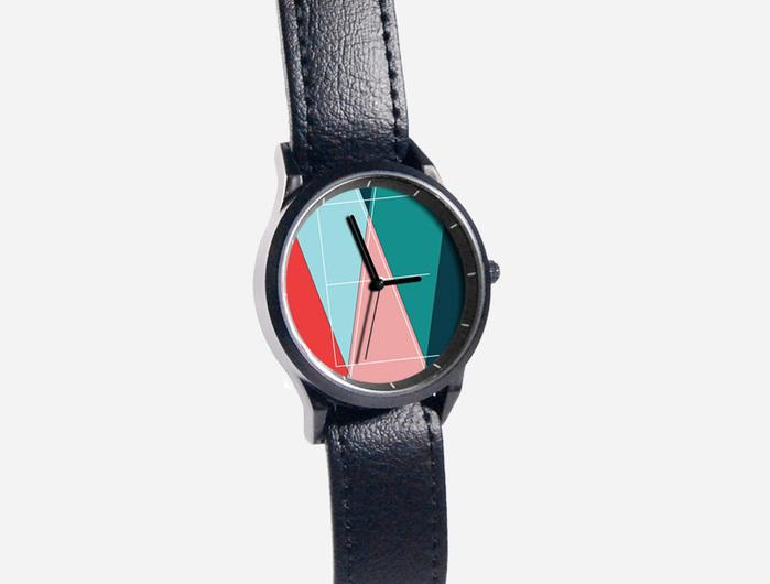 WenTi|插畫X手錶─WE #1